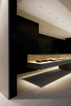 | RECEPTION | DETAILS | #Suzukake Honten pastry shop in #Fukuoka, Japan by #Case-Real, less is more, better yet knowing elegant restraint is far more sophisticated then the literal.