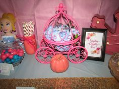 Cinderella Carriage theme