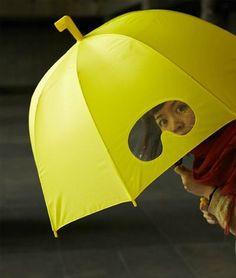goggle umbrellas!
