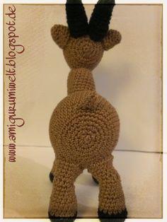 amigurumi geißbock hennes köln kostenlos crochet