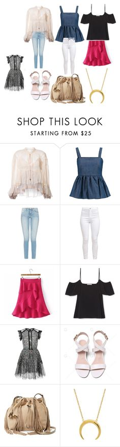 """""""A Good Thing"""" by sam-phil on Polyvore featuring Chloé, CO, Elie Saab and Diane Von Furstenberg"""