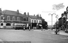 Normanton, High Street c1955