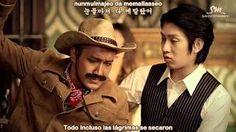 Super Junior - Evanesce MV (Sub Español - Hangul - Roma) HD - YouTube