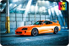 Toyota Supra, no matter how old I get, supras will always appeal to me