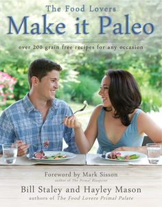 """Make it Paleo"" Book Review and Giveaway!!!! - Family Living Simple"