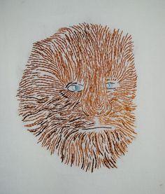 Lionel the Lion faced man - 2011  monahoie.com