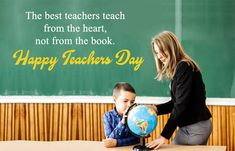 Teachers Day Quotes September 5 is celebrated every year as Teachers' Day in the country. A day dedicated to teachers and their contributions. Teachers Day Status, World Teachers, Happy Teachers Day, Be My Teacher, Student Teacher, Vice President, Beautiful Teacher, Learn Earn