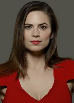 """New promotional pictures of Hayley Atwell as Hayes Morrison for ABC's Conviction """