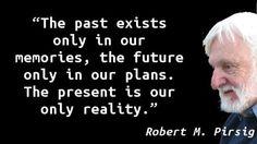 Robert Pirsig - Past