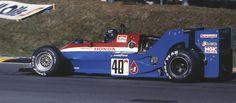 Stefan Johansson Spirit 201C - Honda V6 (t/c)(Europe 1983)