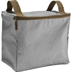 Double Organizer fits inside your Large Utility Tote; add a Single Organizer next to this Double Organizer.