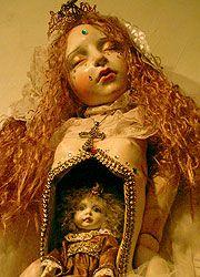 Mari Shimizu Doll - Not a personal fear of mine, but creepy dolls.
