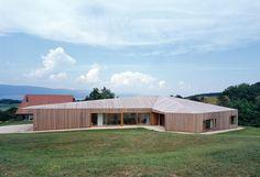 Villa Chabrey by GD Architectes - Switzerland