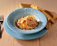 Recipe for Spaghetti Carbonara : La Cucina Italiana
