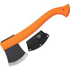Mora of Sweden Knives 12058 Outdoor Camp Axe Orange