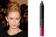 The Met Gala 2013 Makeup Report: What the Celebrities Wore - Emily Blunt http://primped.ninemsn.com.au/blogs/the-beauty-desk/the-met-gala-2013-makeup-report-what-the-celebrities-wore