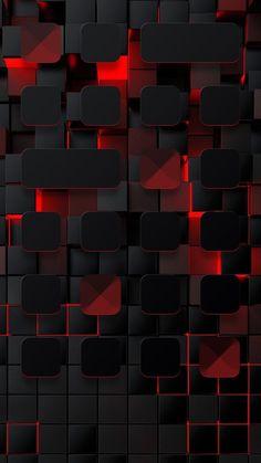 Red wallpaper Wallpaper by Gaurav_singh___ - ea - Free on ZEDGE™ Cool Black Wallpaper, Wallpaper S8, Phone Wallpaper Design, Black Phone Wallpaper, Apple Wallpaper Iphone, Phone Screen Wallpaper, Galaxy Wallpaper, Colorful Wallpaper, Cellphone Wallpaper