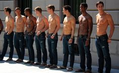 Abercrombie & Fitch Male Model Workout and Diet   Royal Fashionist