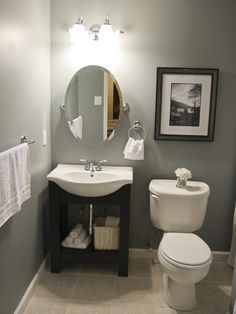 Idea for Mom's Bathrooms. Budget Bathroom Remodels : Bathroom Remodeling : HGTV Remodels