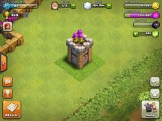 Archer Tower - Clash Of Clans Guide Sully, Clash Of Clans, Archer, Best Games, Cannon, Troops, Tower, Dark, Fun
