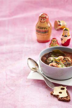 Venäläinen lohikeitto | K-Ruoka #kala Kala, Soups, Tea Cups, Food Ideas, Fish, Tableware, Recipes, Dinnerware, Pisces