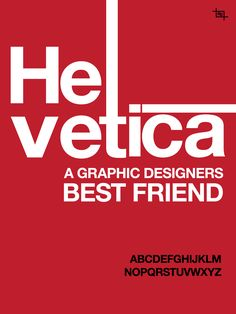 Helvetica, is it Overused? | Reckless