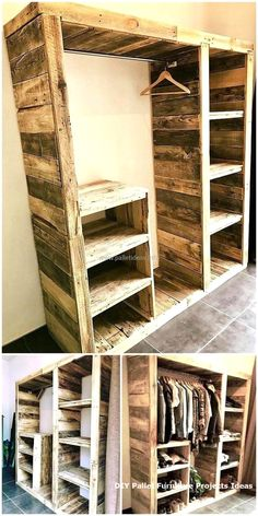 New DIY Pallet Projects and Ideas on a budget #pallet #diyprojects #diypallet