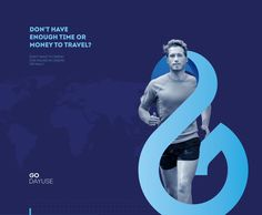 "Consulta este proyecto @Behance: ""Go.DayUse Logo"" https://www.behance.net/gallery/35551085/GoDayUse-Logo"