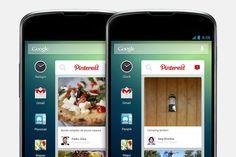 Pinterest faz parceria com Telefonica para lançamento de Widget para Android #pinterestparaempresas #pinterestnews