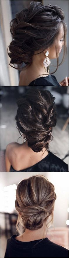 26 Gorgeous Updo Wedding Hairstyles from tonyastylist - Oh B.- 26 Gorgeous Updo Wedding Hairstyles from tonyastylist – Oh Best Day Ever trending updo wedding hairstyles for 2019 2 Feminine Fashion - Wedding Hair And Makeup, Wedding Updo, Hair Makeup, Wedding Engagement, Loose Hairstyles, Bride Hairstyles, Gorgeous Hairstyles, Engagement Hairstyles, Perfect Hairstyle