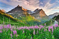 Doğayı tanı. Doğayı sev. Doğaya hep yakın ol. Doğa seni hiçbir zaman yanıltmaz. ~ Frank Lloyd Wright Fotoğraf: Glacier Ulusal Parkı, Montana, ABD