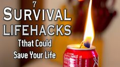 Diy Projects: 7 Survival Life Hacks That Could Save Your Life