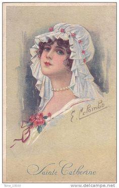 E. Colombo -  Sainte Catherine
