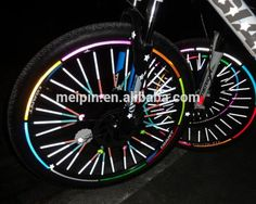 Check out this product on Alibaba.com App:Bike Reflective Rim Spoke Covers https://m.alibaba.com/yQRRR3