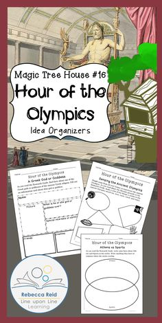 ancient greece and the olympics a nonfiction companion to magic tree house 16 hour of the olympics