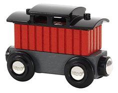 Brio Caboose Train -- Check out @