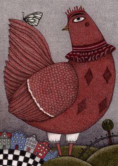 ilustración de Judith Clay