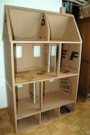 grande maison de poup e meubl e hape multicolore familles. Black Bedroom Furniture Sets. Home Design Ideas