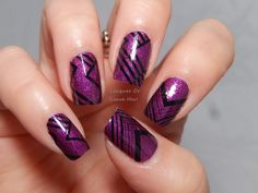 Lacquer or Leave Her!: Review: Incoco's Top It Off Collection. Street Smart over Zoya Harlow