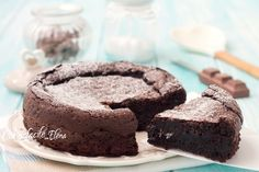 Sweets Recipes, Cake Recipes, Cooking Recipes, Desserts, Nutella, Sublime Chocolate, Biscotti, Plum Cake, Something Sweet
