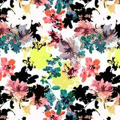 Liz Casella | Fashion Textile Design | Contemporary Print Design