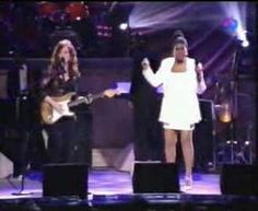 Since You've Been Gone...Aretha Franklin & Bonnie Raitt...are you kidding me?  Too cool!