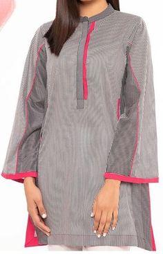 Stylish Dresses For Girls, Stylish Dress Designs, Dress Neck Designs, Designs For Dresses, Casual Dresses, Formal Dresses, Simple Pakistani Dresses, Pakistani Fashion Casual, Pakistani Dress Design
