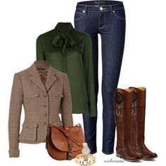 """Equestrian for Fall"" by archimedes16 on Polyvore"