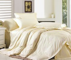 Bright and colourful style, the adults beige bedding sets are refined tastes in a contemporary design. Unique adults full, queen size bedding sets with beige tones perfected the art of displaying a bed! Beige Bedding Sets, Twin Xl Bedding Sets, Ivory Bedding, Queen Bedding Sets, Cotton Bedding, Bedroom Sets, King Size Bed Linen, Silk Bed Sheets, Fitted Sheets