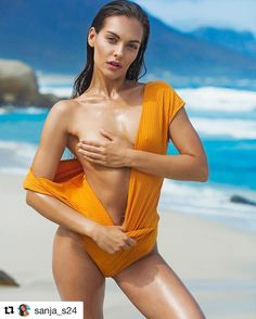 Sanja #Repost @sanja_s24 with @repostapp   Salt in the air sand in my hair. . .  PHOTO : @garrethbarclay  #damodels#shooting#beach#summer#capetown#modeling#loveposing#beachbody#hairgoals#sandandsun#sanjastojanovic#garrethbarclay#photooftheday#body#workout#bikini#swimwear#chanel#makeup#lancome#suntanning#ilovemyjob#proud#happiness#enjoyinglife#serbiangirl#southafrica#toabhteam