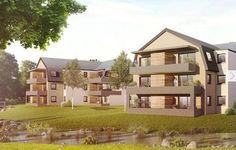 Sausheim :   Appreciez ce programme au bord de l'eau vous proposant de belles prestations et des appartements personnalisables !   Référence: Les Berges du Quatelbach TR1401   #Sausheim #IGPIMMOBILIER