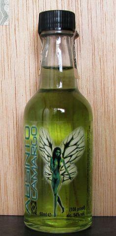 Absinto Camargo.  #Absentha #Licores #Alcohol #Liqueurs #Brasil