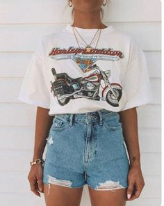 trendy outfits for school . trendy outfits for summer . trendy outfits for women . Boho Outfits, Teenager Outfits, Teen Fashion Outfits, Retro Outfits, Look Fashion, Fashion Clothes, Spring Fashion, Summer Fashion For Teens, Summer Clothes For Teens