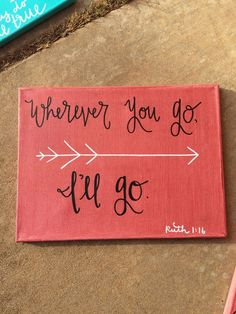 I would be happy to make any scripture, lyric or quote on a canvas. Here is how to place your order!  1. If you want this exact order, purchase this listing! 2. If you want this size, but in a different color, purchase the listing and message me the color variations you would like. (i.e. background and font color) 3. If you have another size, color and verse in mind, send me message before purchasing and I will make you a personal listing. Most canvas can be sent within 2 business days. I…